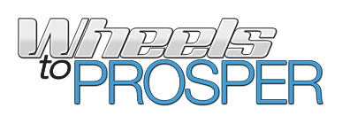 Wheels to Prosper logo